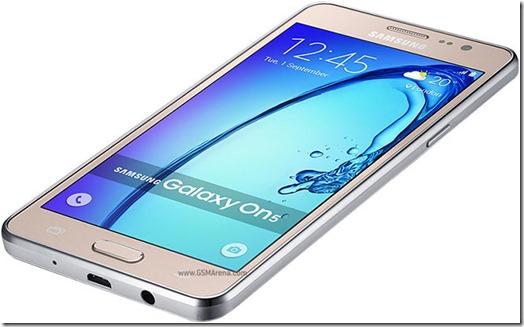 Harga Spesifikasi Samsung Galaxy On5 Pro