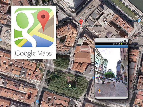 Google Maps y Street View