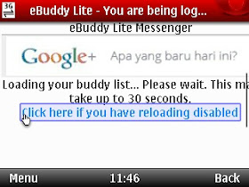error code:1 dan chat FB di opera mini modif telkomsel