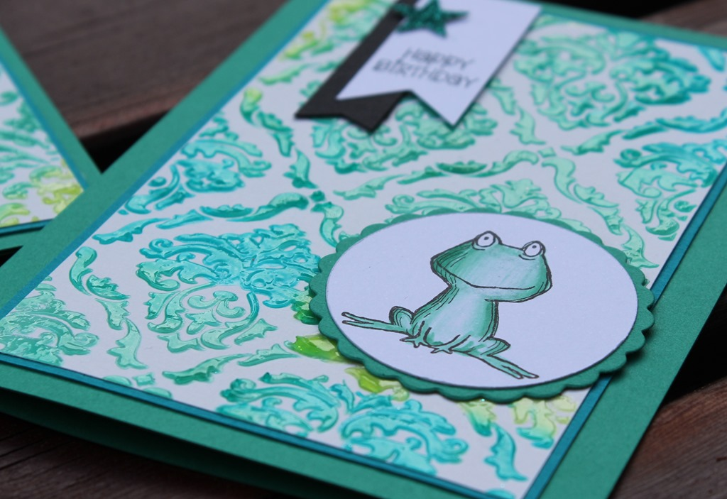 [Embossing+Paste+Perfect+Pearls+Distress+Ink+Tim+Holtz+Stencil+Stampin+Up+Love+you+Lots+Frog+Card+12%5B2%5D]