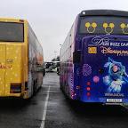 VDL van Oad Reizen / Disneyland Kids bus  Vanhool van Oad Reizen ( EX Disneyland kids bus )
