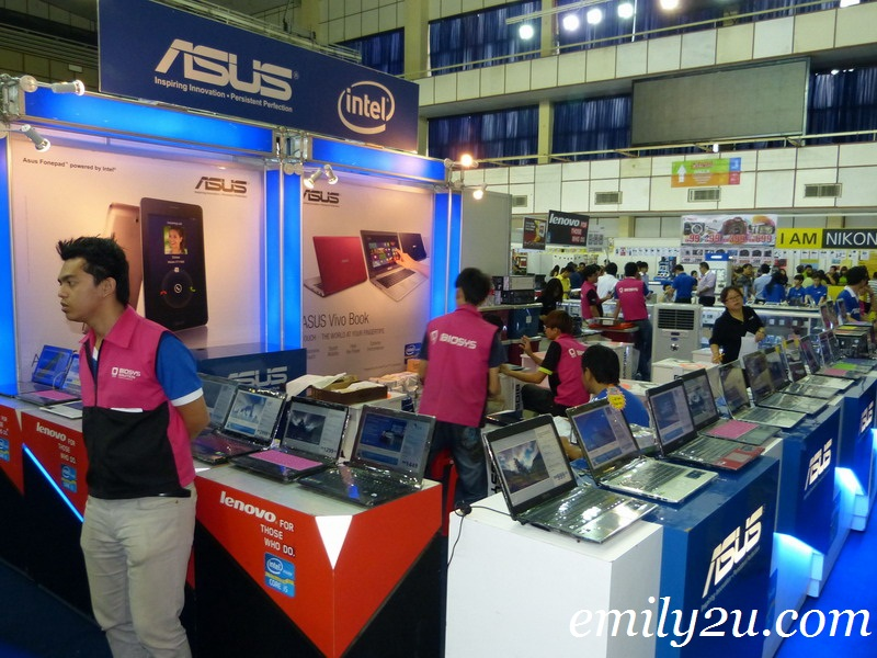 Perak internet technology fair