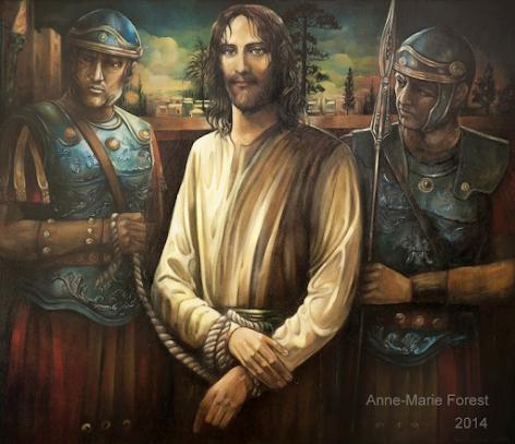 La mort divine, atroce et scientifique de Jésus pour notre Salut ✟ Comme Il a souffert ! Image
