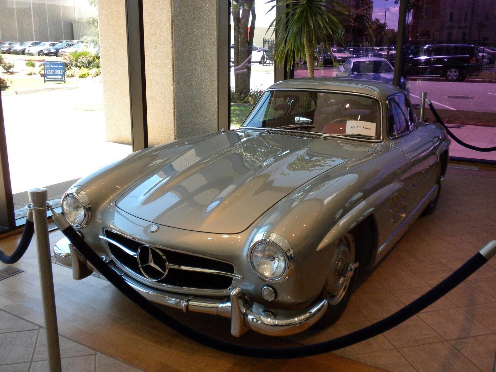 Paisley curtain clark gable 39 s car for Mercedes benz okc service