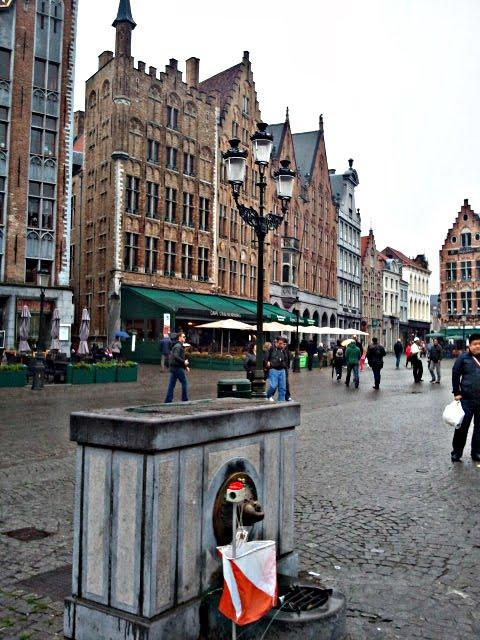 Orienteering in Bruges