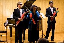 Mariangeles Sánchez Benimeli, Antonio Galera López and Luis Fernández Castelló
