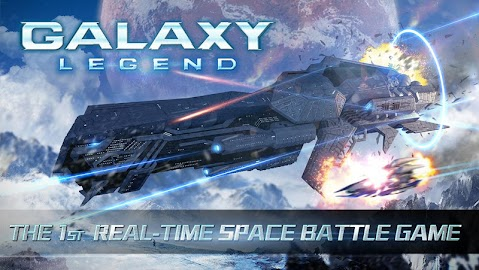 Galaxy Legend Screenshot 1