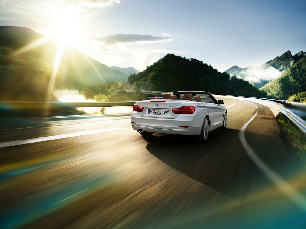 2014 BMW 4 Series Convertible 3511