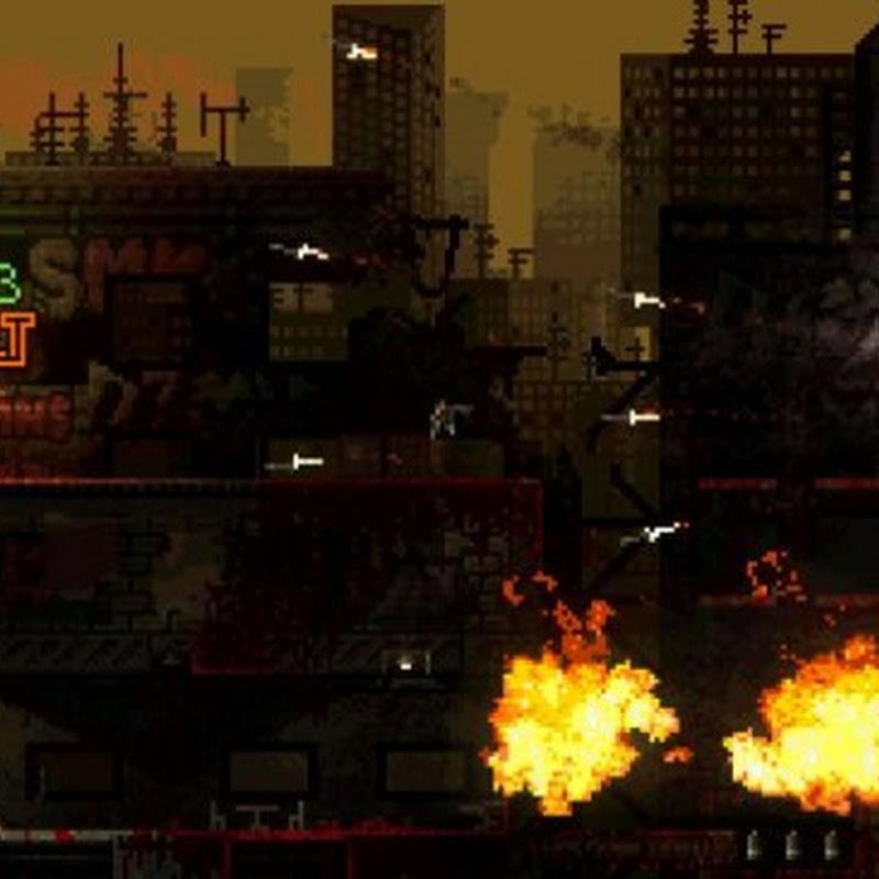 Der blutrünstige Platformer Butcher eifert Doom und Quake nach