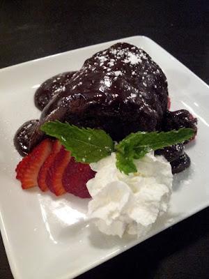 Chocolate Cake, Picnic House