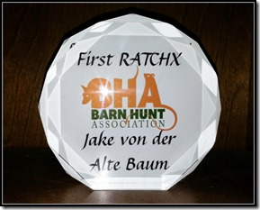 Jake's RATCHX award