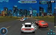 لعبة سباق سيارة الكهرباء