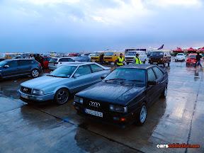 Audi S2 and Quattro