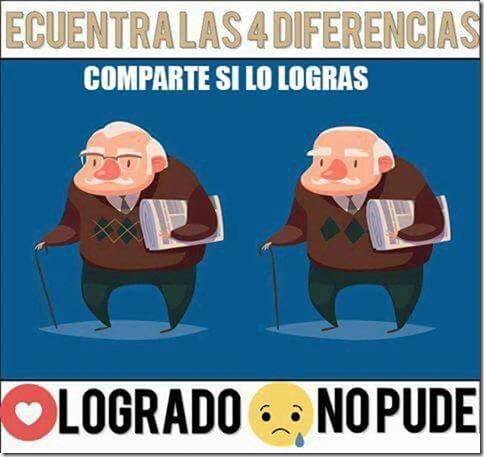4 diferencias