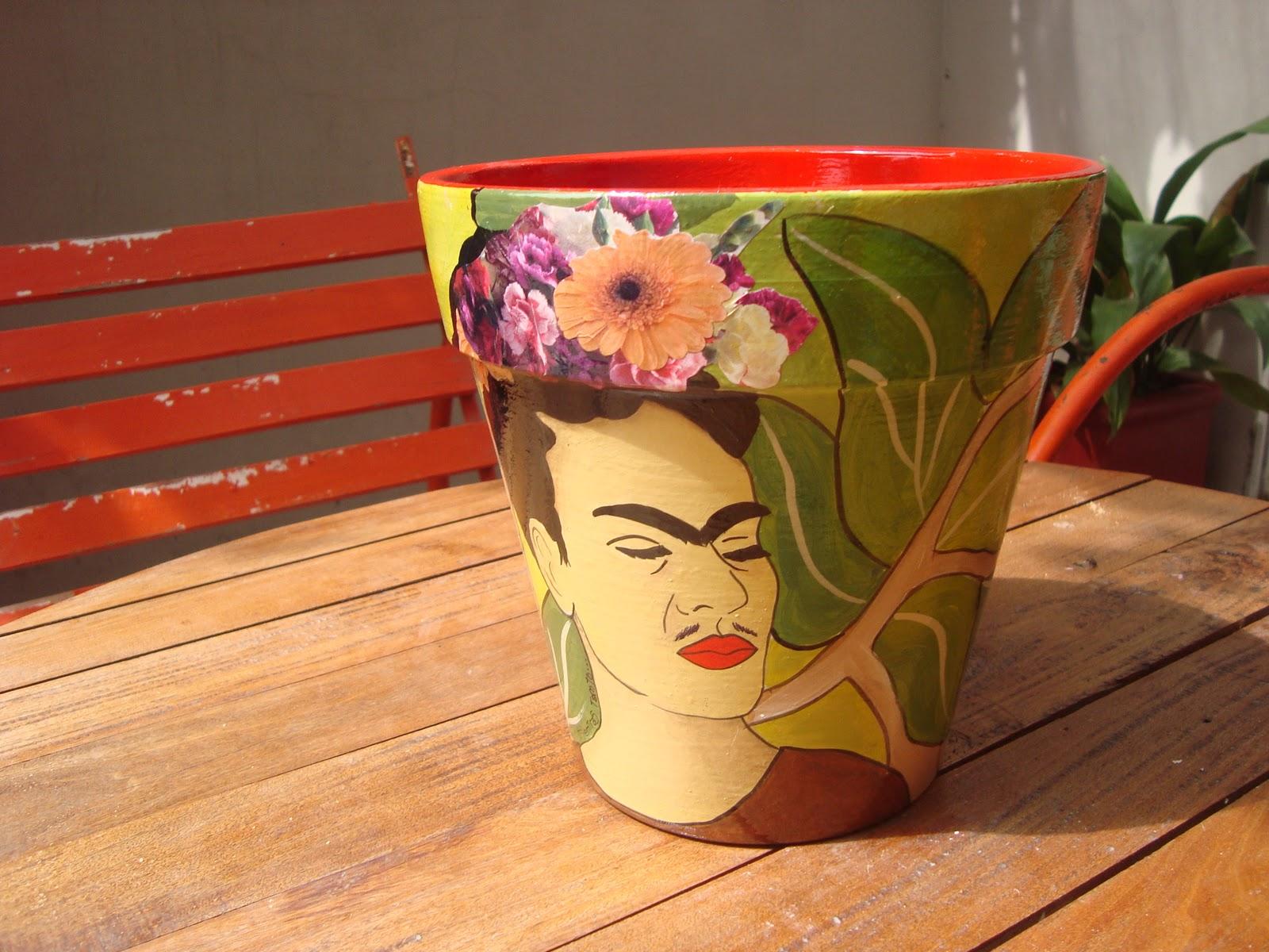 Imagenes De Frida Kahlo Animada Para Colorear: Frida Kahlo Dibujo Para Colorear Animada