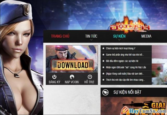 Tải Game Đột Kích 2.0 – Tải game bắn súng CF mới nhất