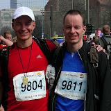 Berliner Halbmarathon 05.04.2009