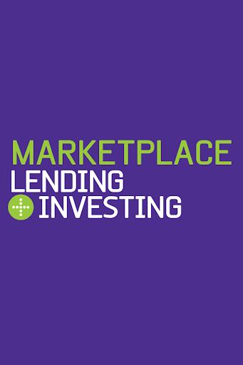 Marketplace Lending+Investing