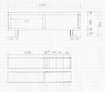設計図と木割