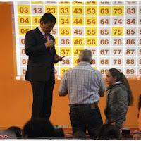 Bingo - 9 Oct 2015
