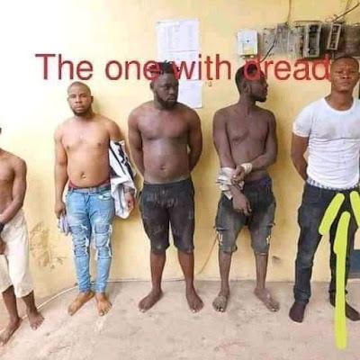 Suspected Unknown Gunmen in Imo