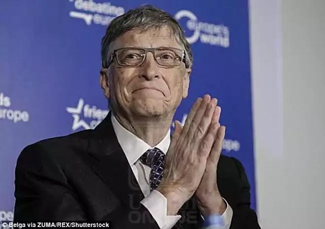 Bill Gates kekal individu paling kaya dunia