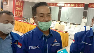 Demokrat Lampung Akan Pecat 7 Kadernya yang Ikut KLB