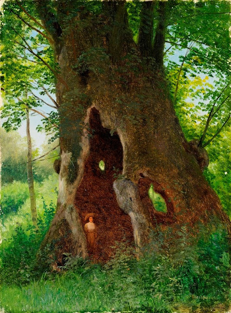 Gavril Kondratenko - Old oak