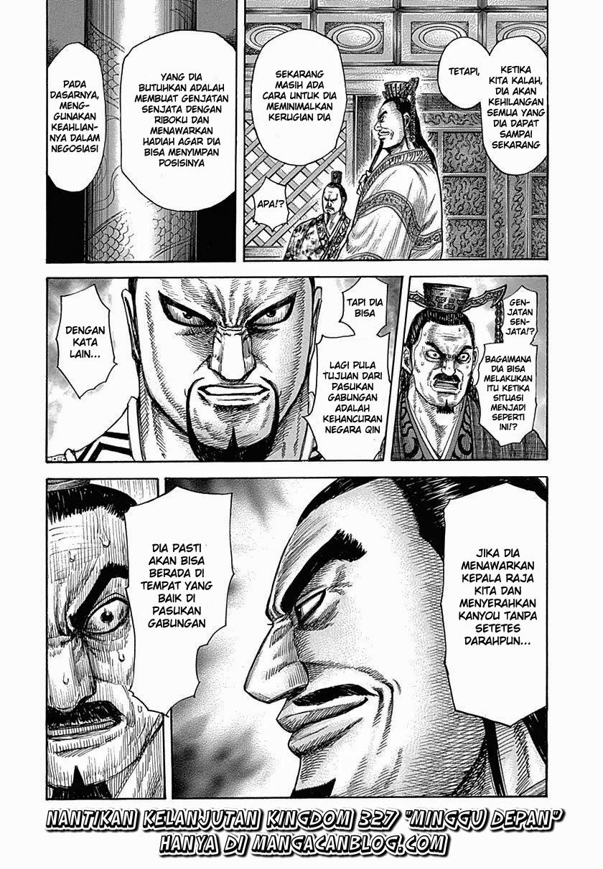 Baca Manga Kingdom Chapter 326 Komik Station