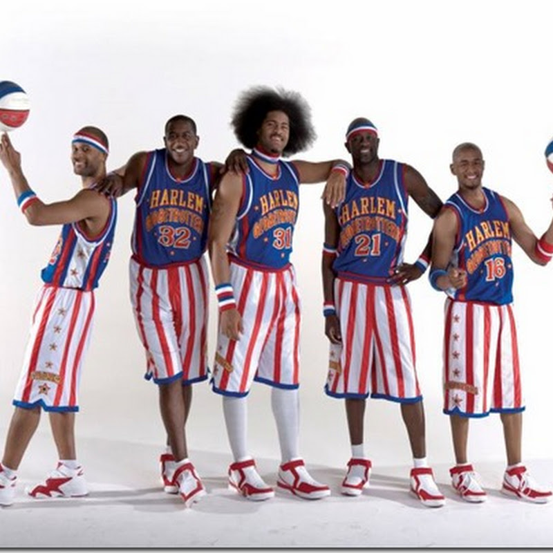 Harlem Globetrotters Mexico 2016