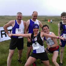 Cairn Table Hill Race 2016