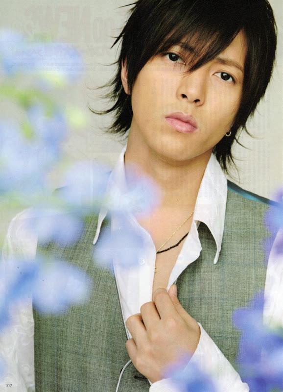 Yamashita Tomohisa  Japan Actor