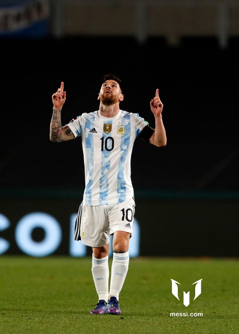 Leo Messi phát biểu sau chiến thắng trước Uruguay