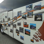 evo demo bus nu even bij South West tours