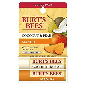 burts bees coconut