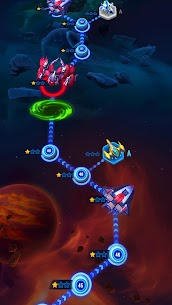 Space Justice: Galaxy Shooter. Shoot 'em up 7