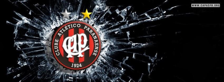 Capas para Facebook Atlético-PR