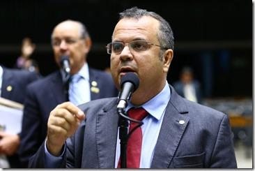 Rogério no plenário _Foto Alexssandro Loyola