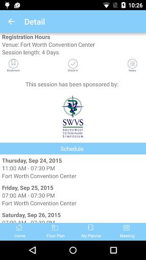 SWVS 2015