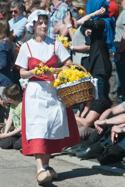 Narzissenfest in Gérardmer