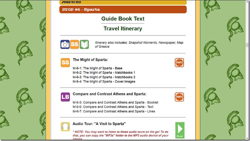 project passport screenshot