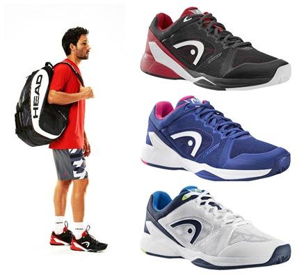 HEAD lanza las nuevas zapatillas REVOLT PRO 2.0: un salto de calidad al siguiente nivel.
