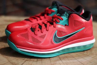 nike lebron 9 low gr liverpool 6 06 Upcoming Nike LeBron 9 Low Liverpool Available Early