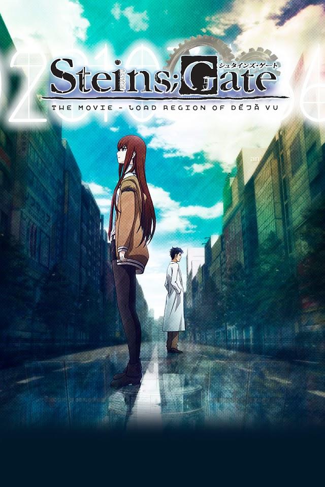 Steins;Gate: The Movie – Load Region of Déjà Vu