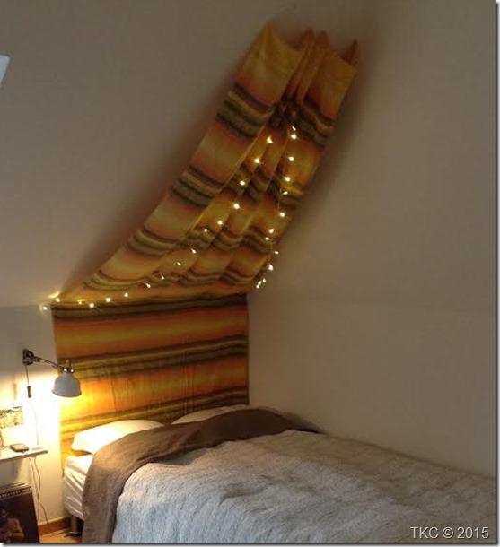 sengetæppe fra fortiden