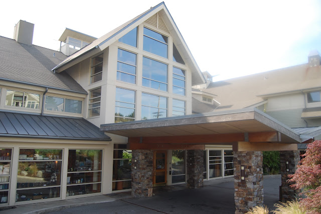 The Chrysalis Inn offers a spectacular view of Bellingham Bay and provides their guests with luxury suites, state of the art conference facilities, and a rejuvenating spa. / Credit: Bellingham Whatcom County Tourism