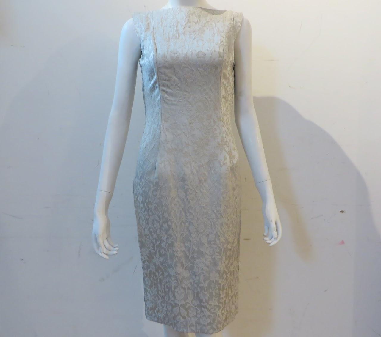 Lauren Scott Floral Dress