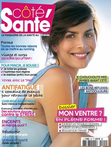 Magazine Coté Santé N°94 – Mai-Juin 2015
