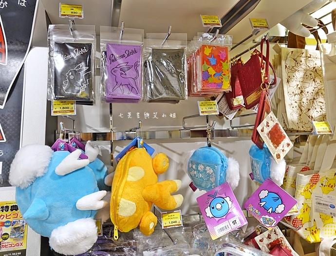 23 成田機場 寶可夢 神奇寶貝 皮卡丘 口袋怪獸 專賣店 東京旅遊 東京自由行 日本自由行