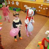 Maškarní ples v naší nové třídě MŠ